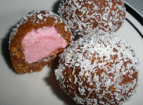Gail's marshmallow truffles